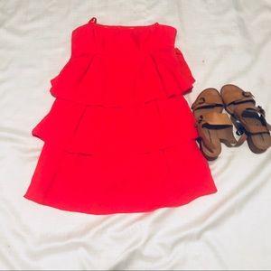 Fun and flirty BCBG Dress
